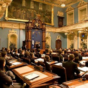 Quebec National Assembly expresses unanimous concern over Catalan trial sentences