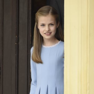 Video: Spain's princess Leonor turns 14