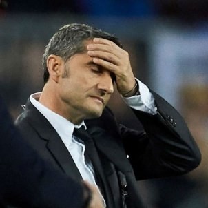 Valverde out as Barça coach