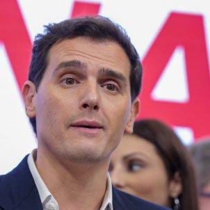 Rivera leaves politics after Ciudadanos' vote collapses