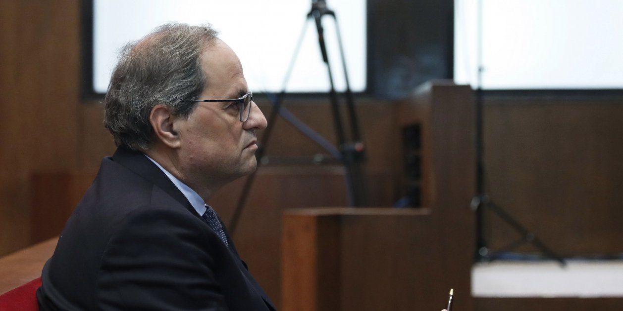Quim Torra, thrown out: Spain sacks the second Catalan president in a row