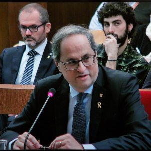 "Torra: ""Yes, I disobeyed. I defended the rights and liberties of my fellow citizens"""