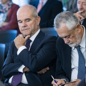 Former PSOE presidents of Andalusia convicted in corruption case