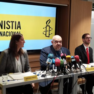 "Amnesty International: Catalan trial's ""dangerous interpretation"" of law ""threatens rights"""