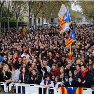"Tsunami Democràtic already has ""lots of people signed up"" for El Clásico protest"