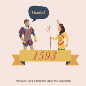 Global Spain offends Native Americans with Thanksgiving video (and misspells the holiday)