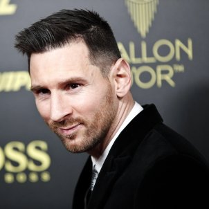 Messi makes history with sixth Ballon d'Or