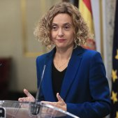 Spanish parliamentary speaker Batet gives way to judge and suspends Podemos MP