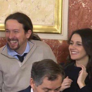 The surprising party buddies of Pablo Iglesias