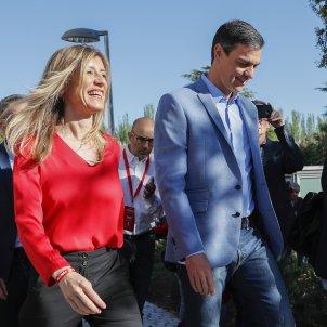 Begoña Gómez, wife of Spanish prime minister Pedro Sánchez, has coronavirus