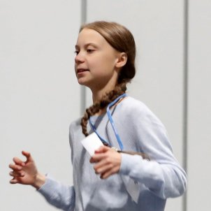 """Greta Thunberg: """"It's not a future problem, it's something that is already affecting us"""""""