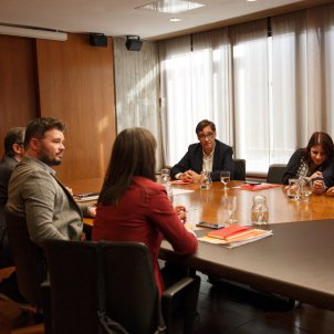 "ERC and PSOE ""make progress"" in ""defining instruments"" to solve Catalan conflict"