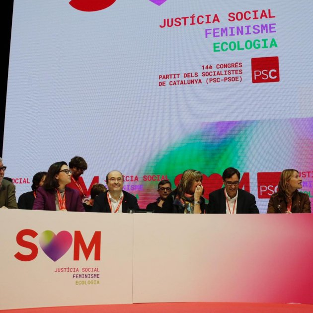 PSC conference softens language proposal, retaining Catalan immersion