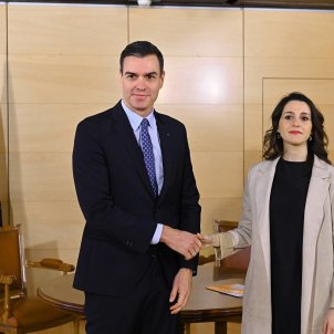 Sánchez and Arrimadas reach agreement to extend Spain's state of alarm