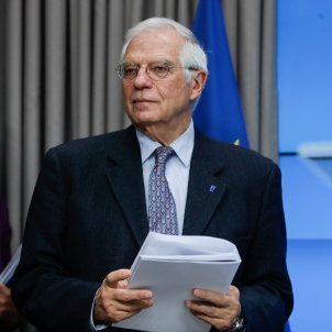 European Commission distances itself from Borrell