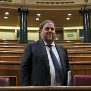 Oriol Junqueras' defence petitions judge Marchena to release him at once