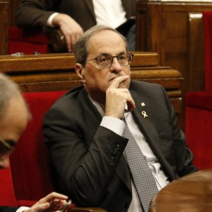 Barcelona Electoral Commission declares Torra's seat vacant in Catalan Parliament