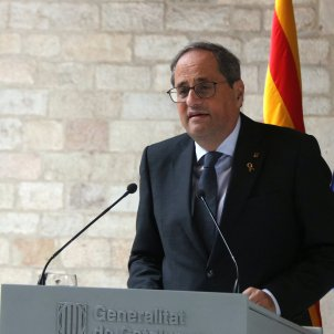 Torra to appeal ban from office, attacks Spanish justice system