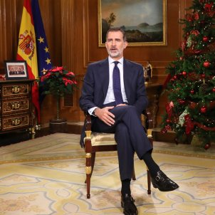 Felipe to the rescue: Spanish king calls for confidence despite setbacks