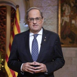 "Torra: ""I won't let a court usurp Catalans' sovereignty"""