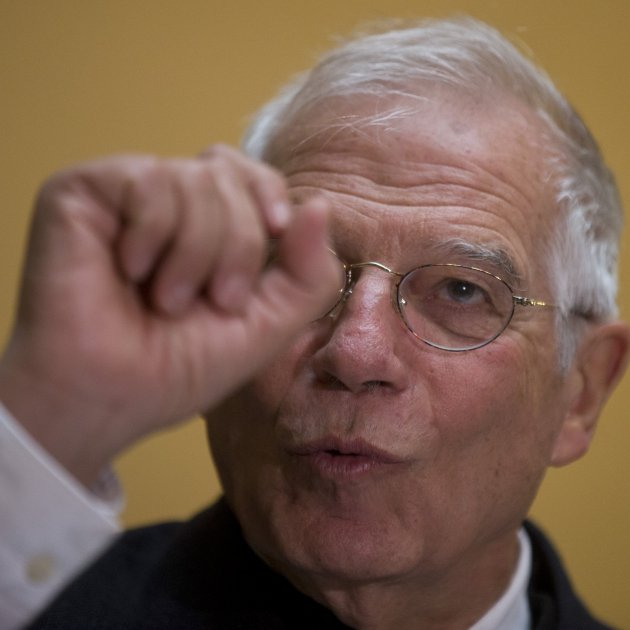 """Borrell: """"Violence against peaceful protesters is always unacceptable"""""""