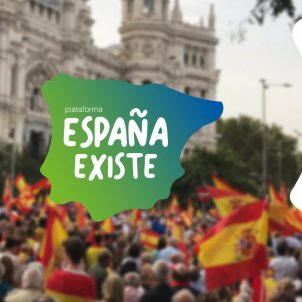 Far-right party Vox seems to include Portugal in cartoon of Spain