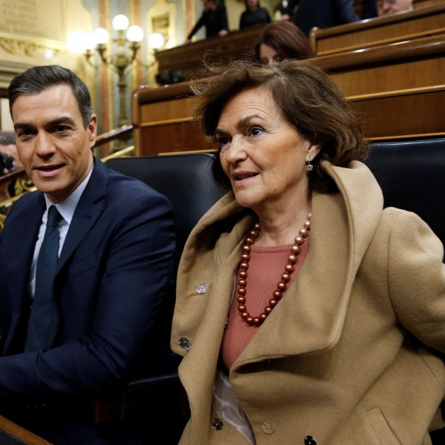 "Sánchez wants to tackle the Catalan conflict ""with realism"" in Torra meeting"