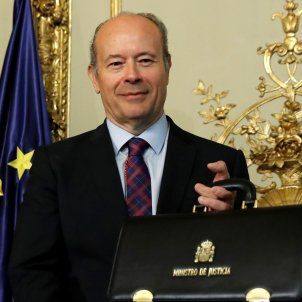 "Offence of sedition ""belongs in 19th century law"", says Spanish justice minister"
