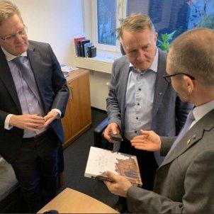 Spanish embassy invites itself to Catalonia-Iceland parliamentary meeting