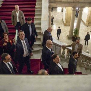 Coronavirus | Jails refuse to let Catalan political prisoners go home for lockdown
