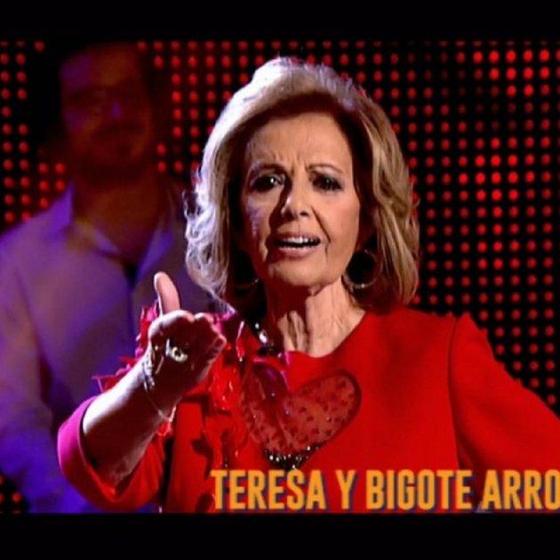 Maria Teresa Campos   Twitter