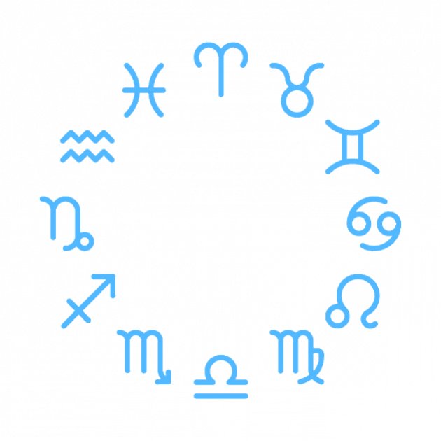 Horoscopo generico transparente