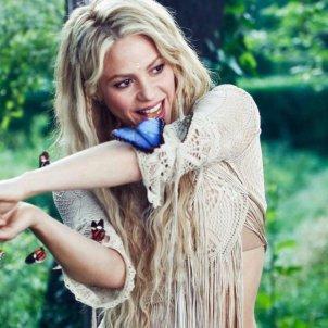 Shakira papallones   insta