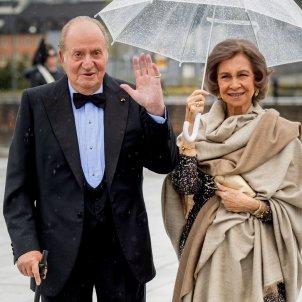 Joan Carles i Sofia gtres