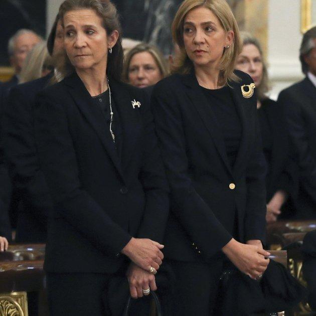 Infanta Cristina EFE