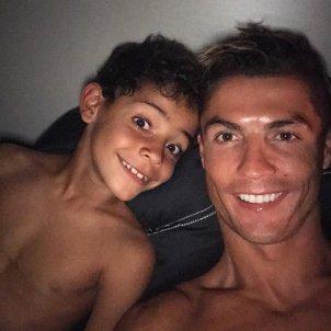 ronaldo hijo   instagram