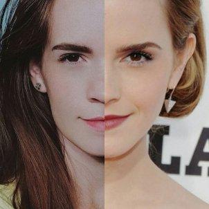 Emma Watson doble Instagram
