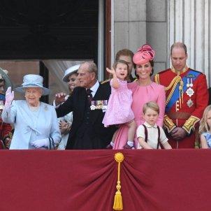 Família reial britànica   EFE