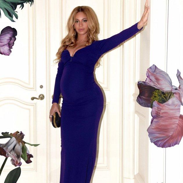 Beyonce embarassada   instagram