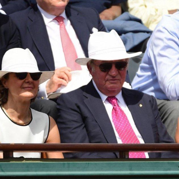 rei Joan Carles  EFE