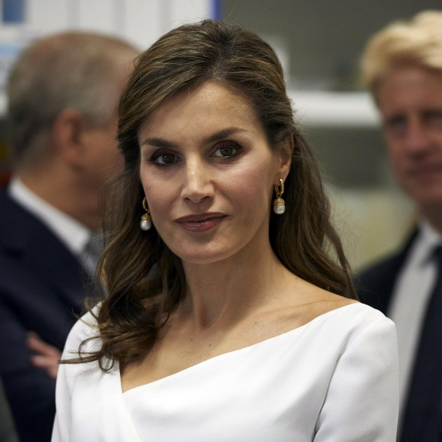 Reina Letícia Londres tercer dia 14  EFE