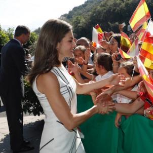 Reina Letícia banderes  instagram