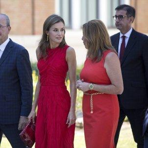 Reina Letícia i Susana Díaz 4 EFE