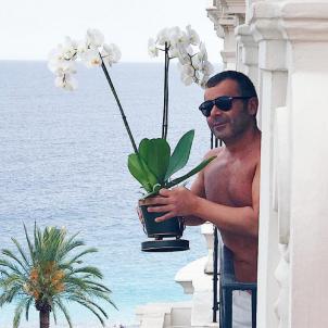 Jorge Javier flors  instagram