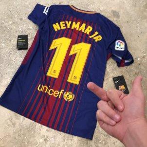 samarreta neymar twitter