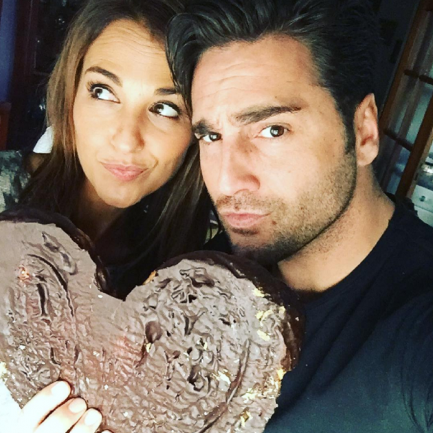 Paula Echevarría i Bustamante palmera  instagram