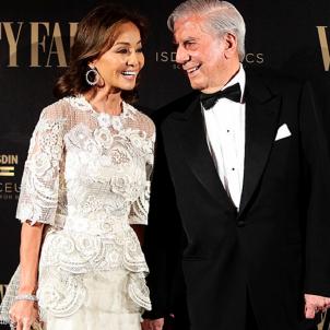 Preysler i Vargas Llosa  Vanity Fair