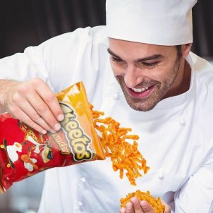 Cheetos restaurant Instagram