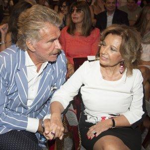 María Teresa Campos i Edmundo Arrocet  GRES