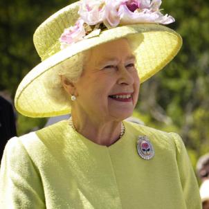Reina Elisabet II  wikimedia